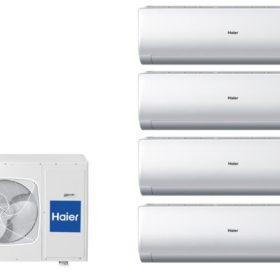 Haier Venkovní jednotka 1x4 - 7,6 kW