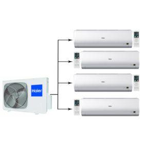 Haier Venkovní jednotka 1x4 - 8,1 kW
