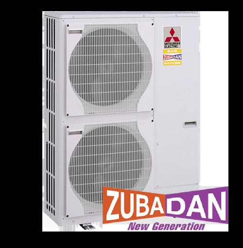 Venkovní jednotka ZUBADAN 8 kW