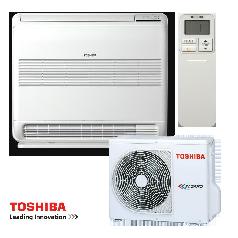 Klimatizace Toshiba PARAPETNÍ RAS-B13 UFV-E