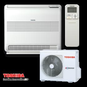 Klimatizace Toshiba PARAPETNÍ RAS-B18 UFV-E