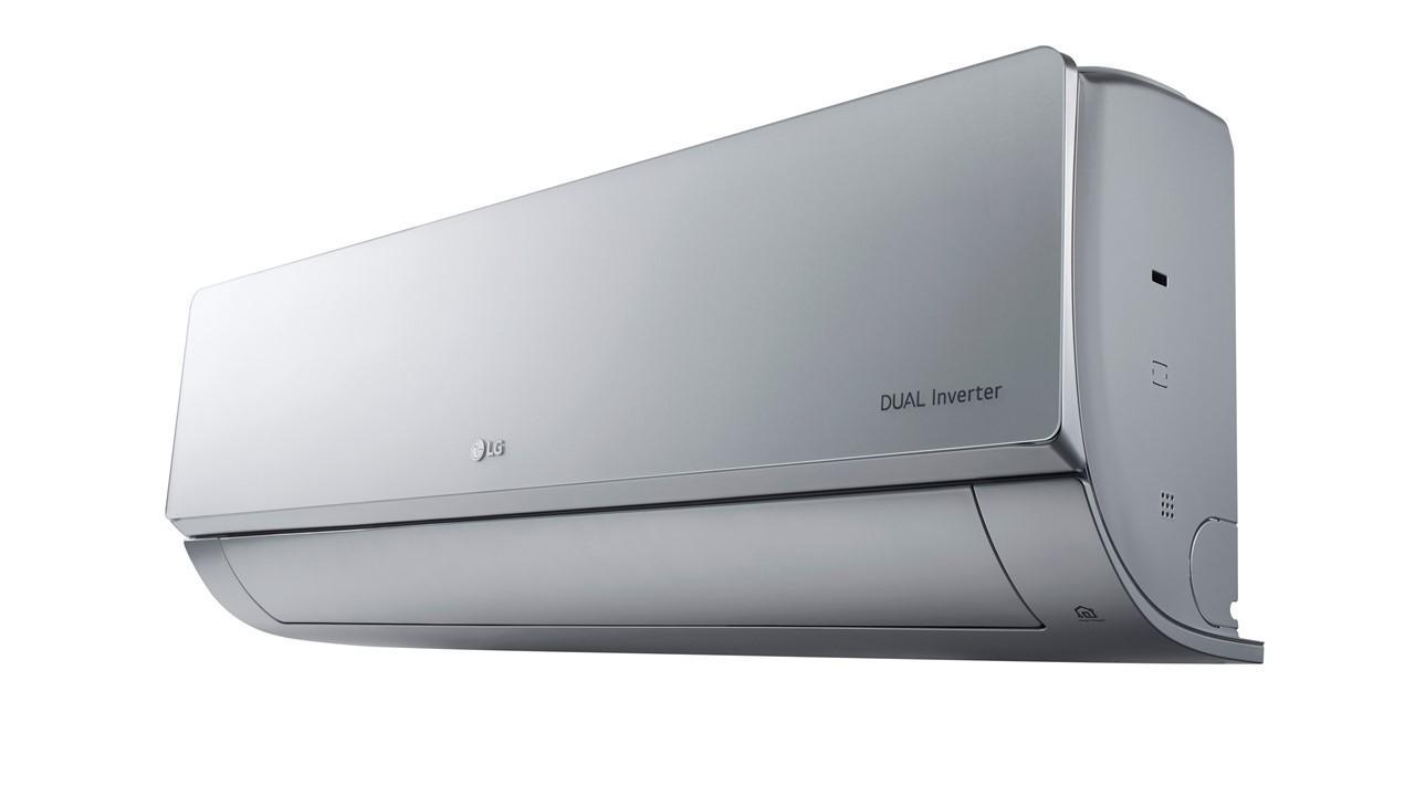 LG Artcool Silver AC12SQ 3,5 kW, R32