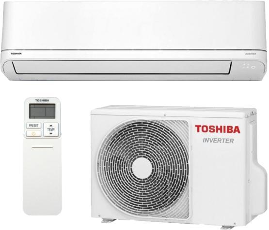 Toshiba SUZUMI PLUS RAS-B13 PKVSG-E/ RAS-13 PAVSG-E