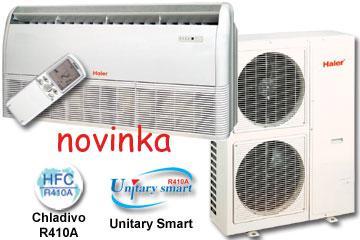 Haier Konvertibilní klimatizační jednotka UnitarySmart
