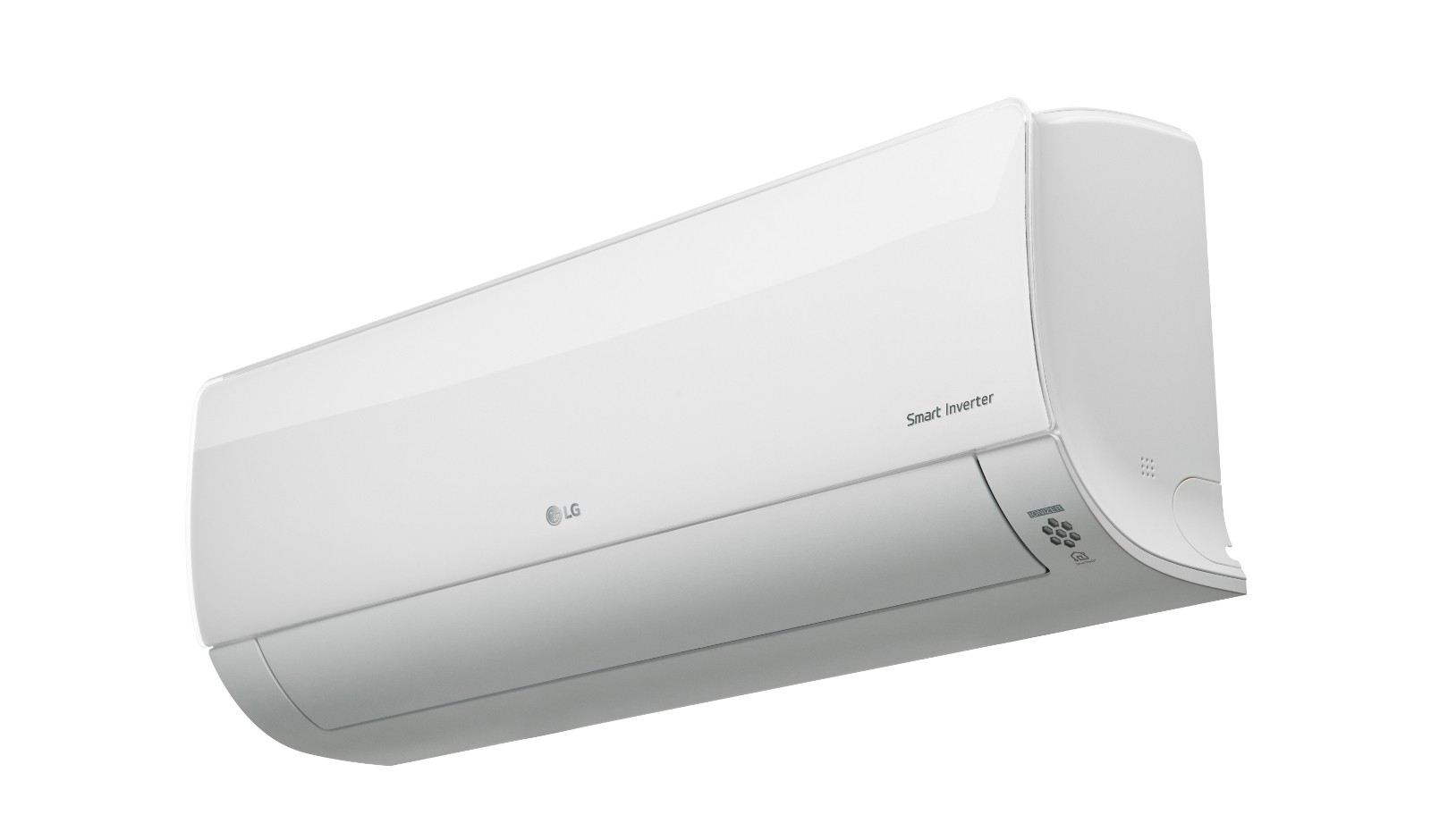 LG Deluxe DC24RQ 6,6 kW, R32
