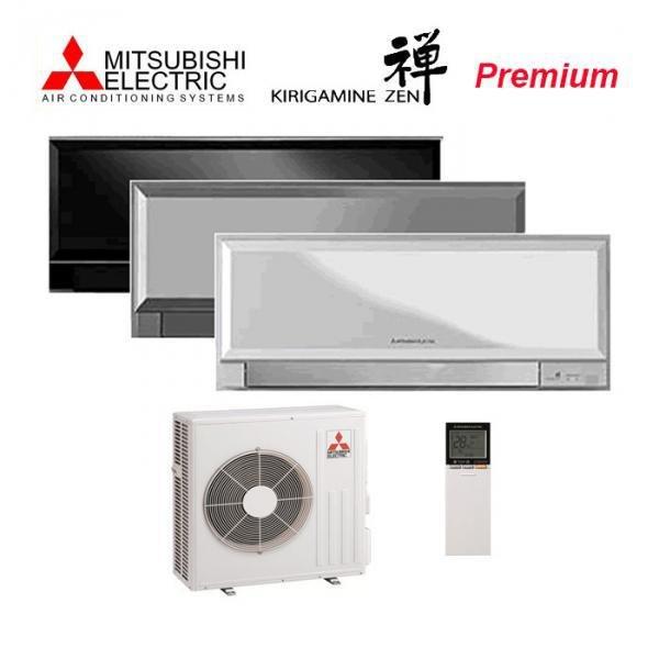 Mitsubishi MSZ-EF25VE2 S / MUZ-EF25VE Premium 2,5 kW stříbrná