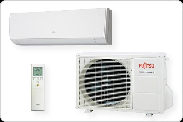 Fujitsu ASYG-09LMCA / AOYG-09LMC - 2,5 kW
