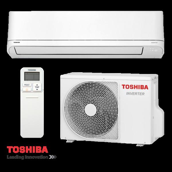 Toshiba Suzumi Plus 2,5 kW RAS-10PKVSG-E/RAS-10PAVSG-E 2,5kW