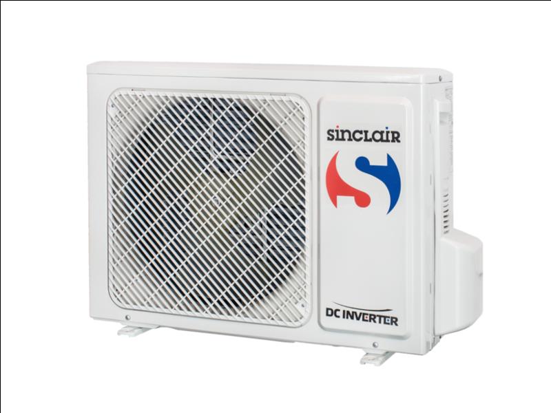 Sinclair Multi Variable Focus multisplit 2x1 (2x 2,5 W) včetně montáže