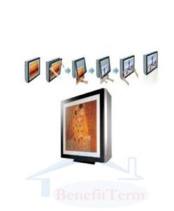 LG Artcool Gallery A12FR 3,5 kW