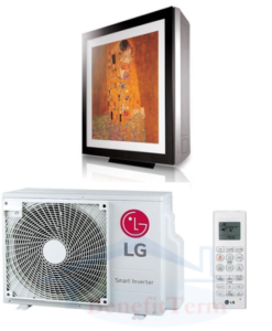 LG Artcool Gallery A09FR 2,5 kW