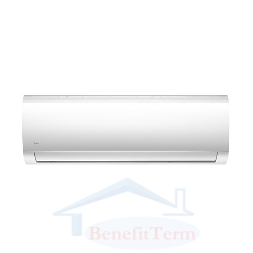 Klimatizace Midea BLANC II  2,6kW - včetně montáže s WIFI