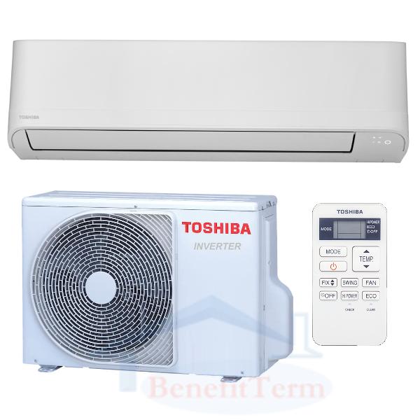Toshiba Seiya 2,5 kW včetně montáže