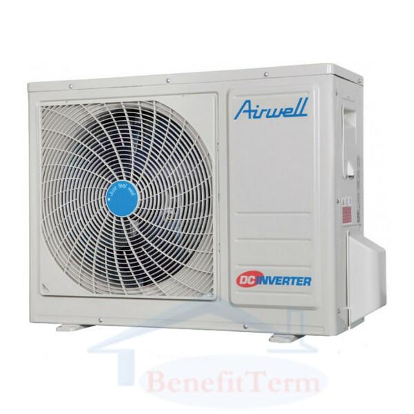 Airwell HKD 18 (5 kW) včetně montáže