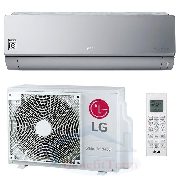 LG Artcool Silver AC12SQ 3,5 kW