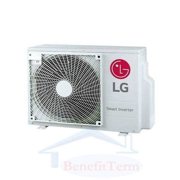 LG Deluxe DC09RQ 2,5 kW