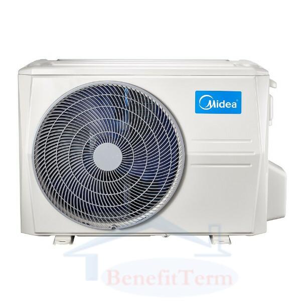 Midea Blanc II multisplit 2x1 (2,6 a 3,5 kW) včetně montáže