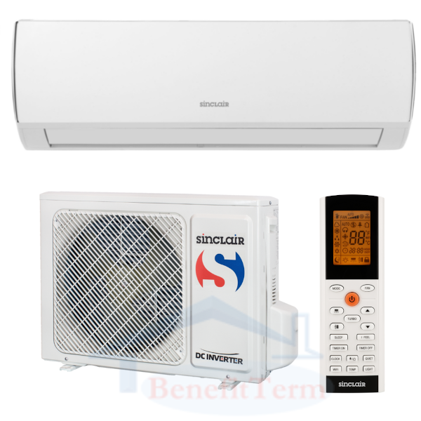 Sinclair Focus Plus ASH-09BIF2 (2,7 kW)