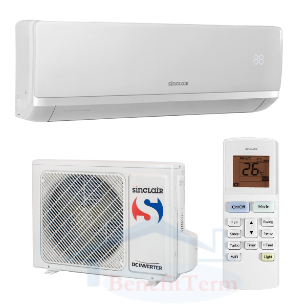 Sinclair Ray ASH-09BIR (2,5 kW)