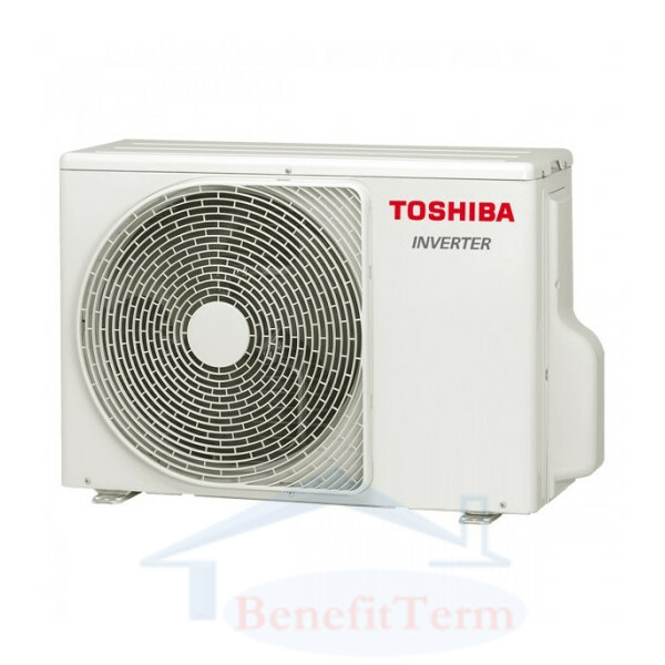 Toshiba Shorai Edge multisplit 2x1 (2x 2,5 kW) včetně montáže