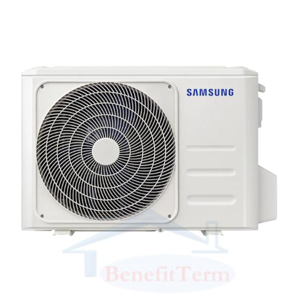 Samsung Wind-Free Comfort multisplit 2x1 (2,5 kW + 3,5 kW) včetně montáže