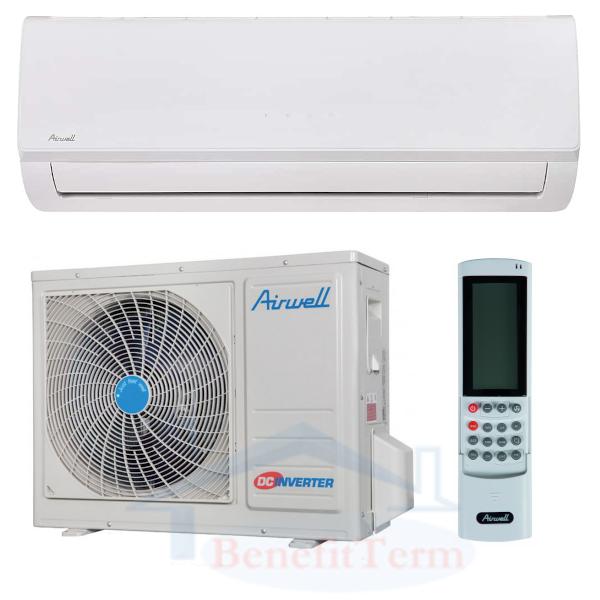 Klimatizace Airwell HKD 18 (5 kW) včetně montáže