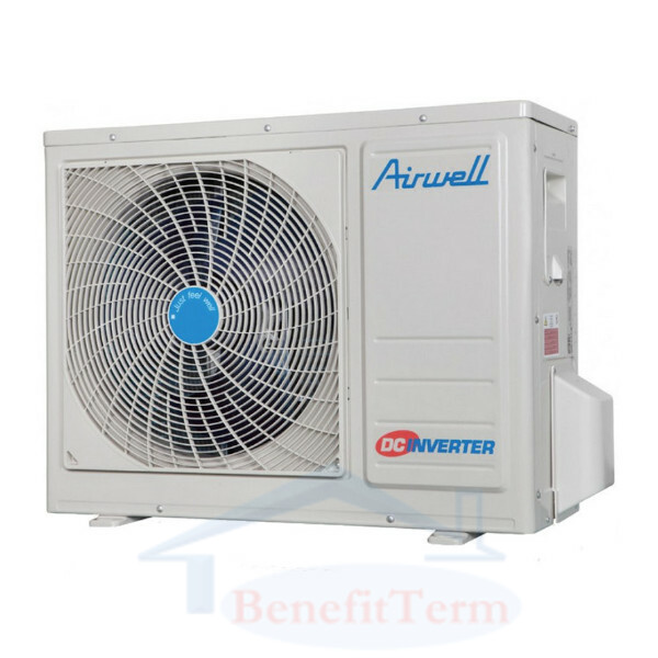 Nástěnná Airwell HKD 18 5 kW