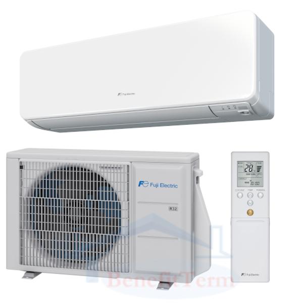 Fuji Electric KG 2,5 kW včetně montáže