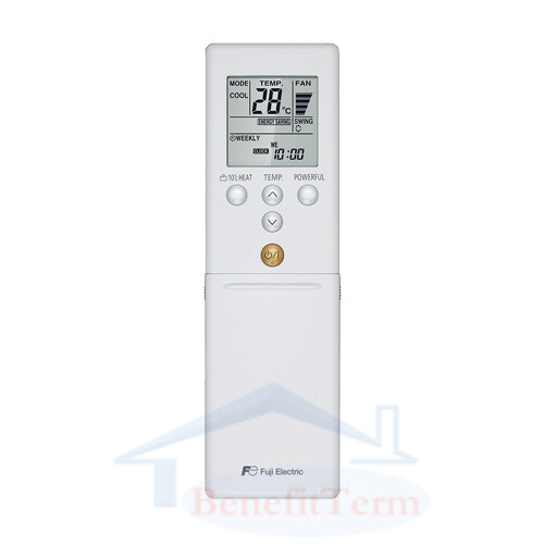 Fuji Electric KG 3,4 kW