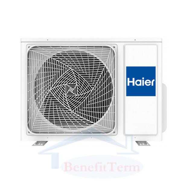 Haier Flexis 2,6 kW (černá matná) včetně montáže