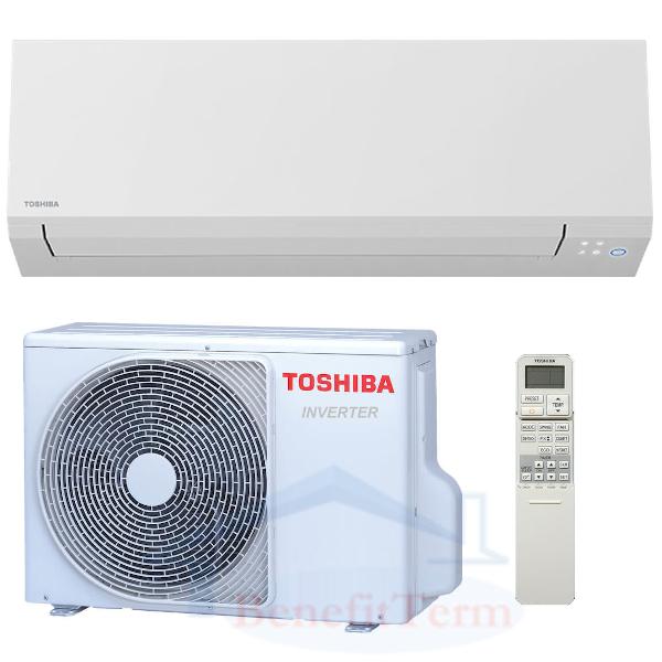 Toshiba SHORAI Edge 2,5 kW včetně montáže