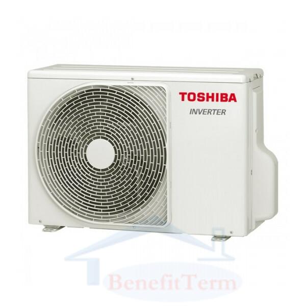 Toshiba Suzumi Plus multisplit 2x1 (2,5 a 3,5 kW) včetně montáže