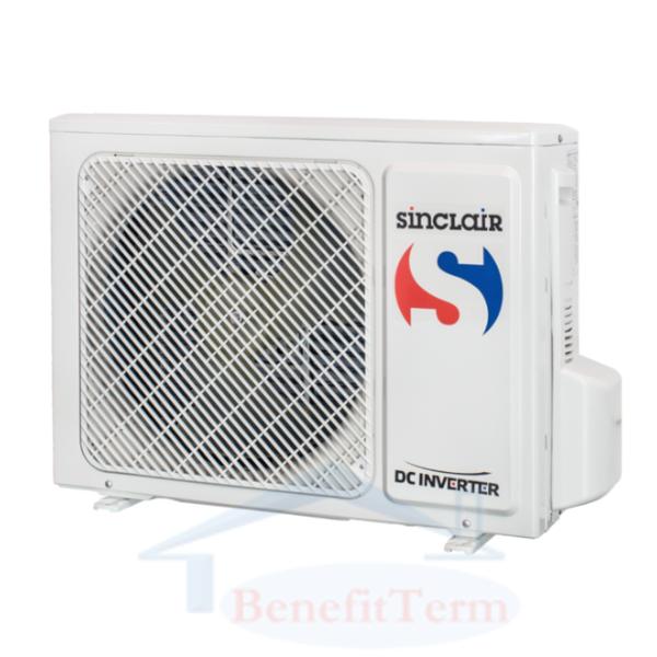 Nástěnná klimatizace Sinclair Vision ASH-09BIV 2,5 kW včetně montáže
